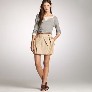 J.Crew Lunette Bubble Skirt